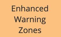 Enhanced Warning Zones - rozszerzona strefa ostrzegawcza