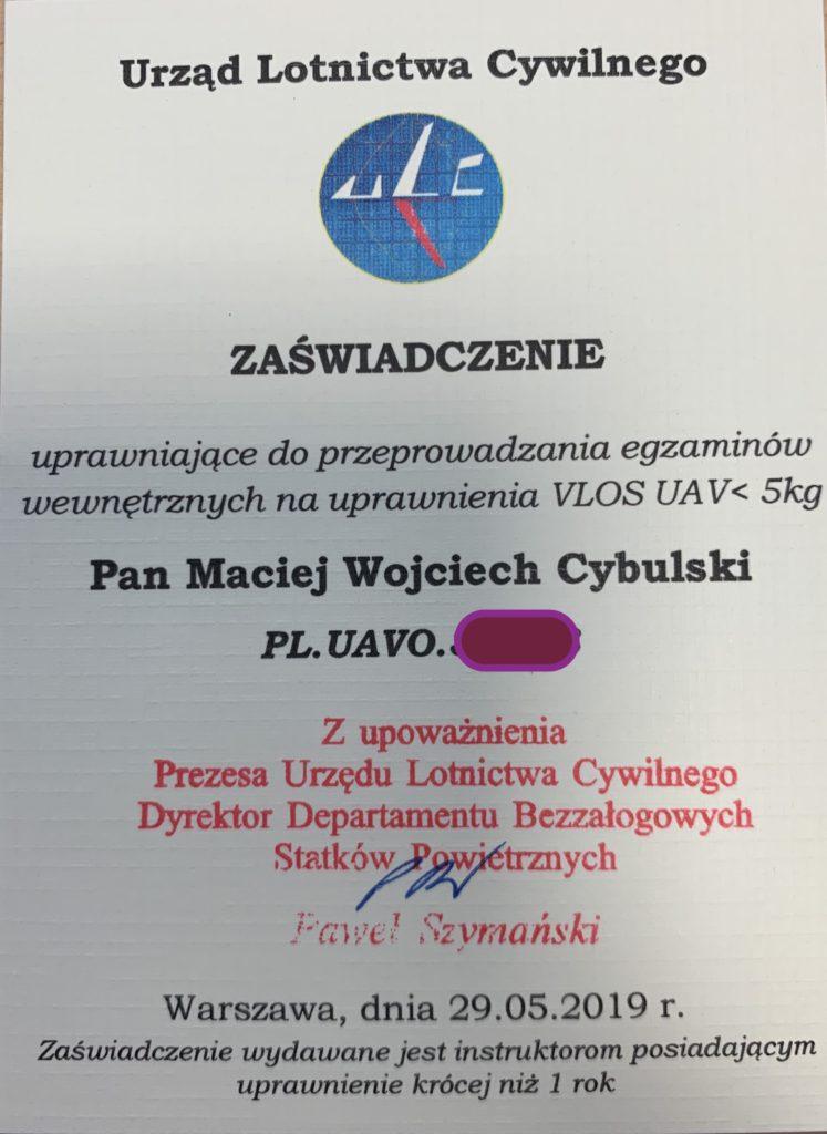 dokument z ULC