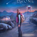 dziewczynka i dron