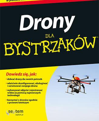 książka o dronach